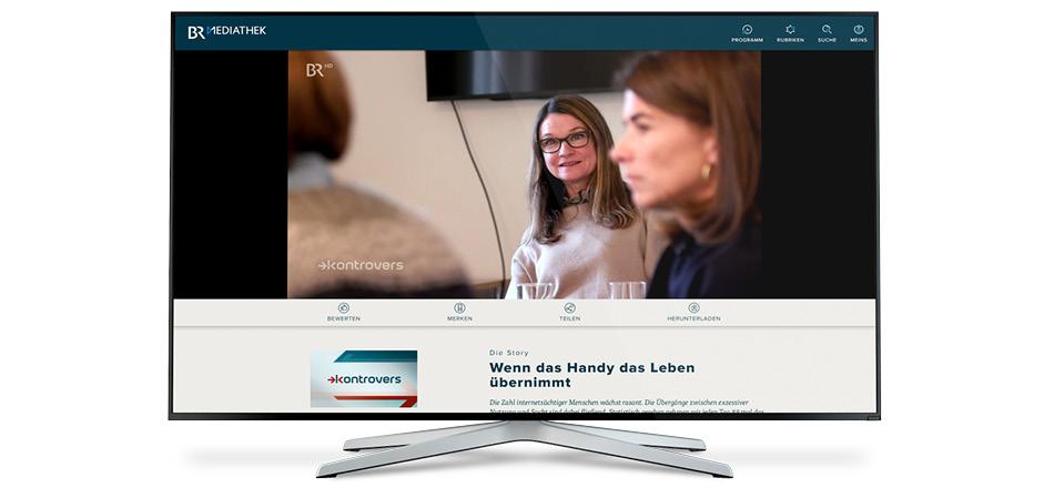 29. November 2017 | Bayrischer Rundfunk: Die Story | Wenn das Handy das Leben übernimmt