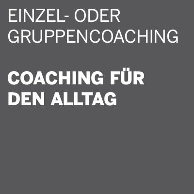 THE DIGITAL DETOX® | Einzel- oder Gruppen-Coaching: Coaching für den Alltag